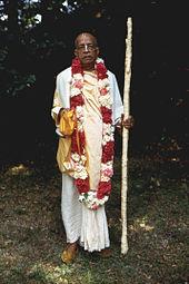 A. C. Bhaktivedanta