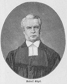 Rudolf Kögel