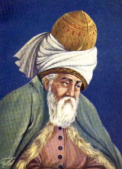 Zitate von Rumi