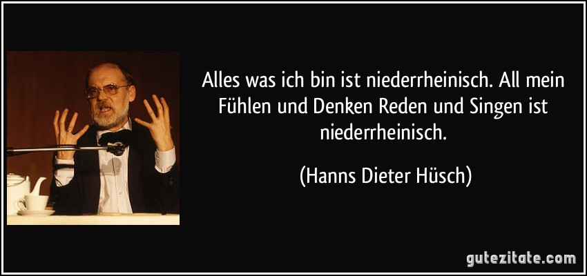 Hanns Dieter Hüsch - Nachtvorstellung