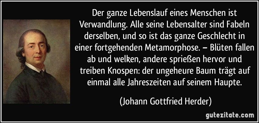 Johann Gottfried Herder fabeln