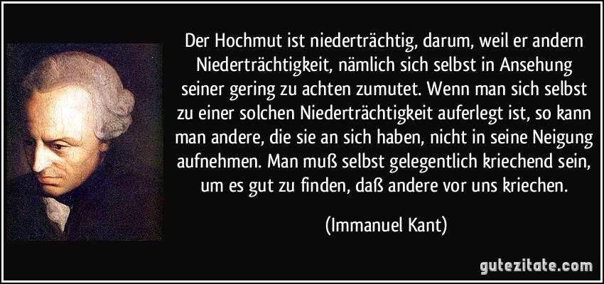 Freiheit Zitate Kant Tolle Sprüche Leben