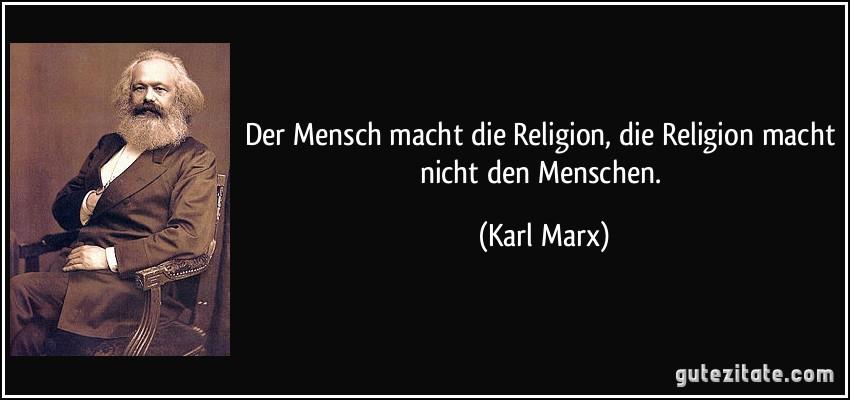 Zitat Karl Marx