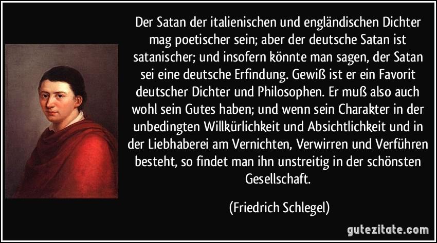 Der Satan Der Italienischen Und Engländischen Dichter Mag