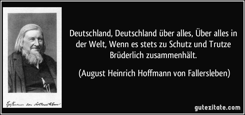 Zitate Deutschland