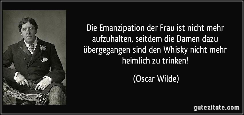 sprüche emanzipation