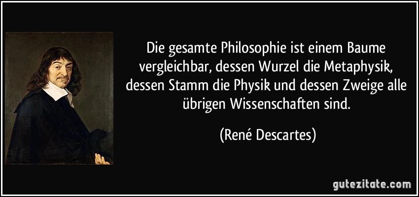 Zitate Physik Philosophie Leben Zitate Gesamte Philosophie Ist Einem Baume Vergleichbar Dessen Wurzel Metaphysik Dessen Stamm