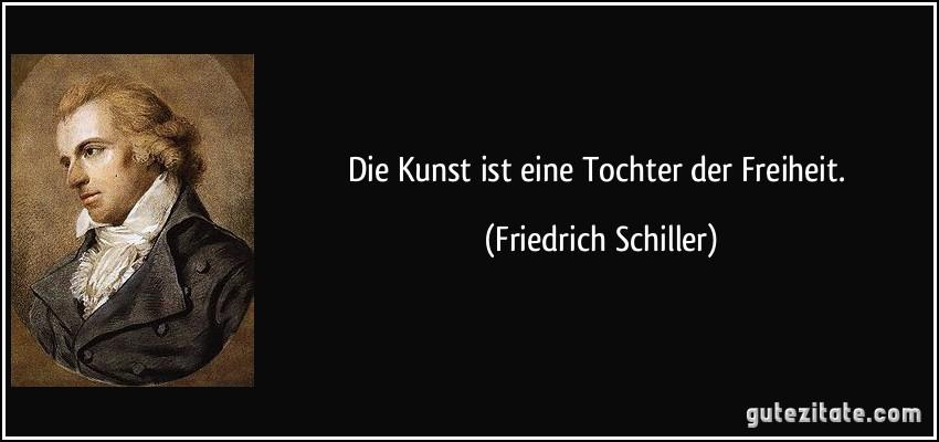 Image Result For Zitate Schiller Kunst
