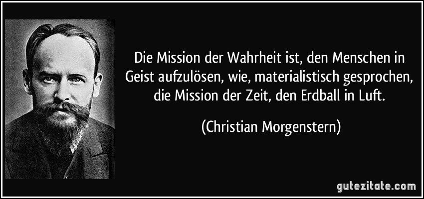 Mission Wahrheit