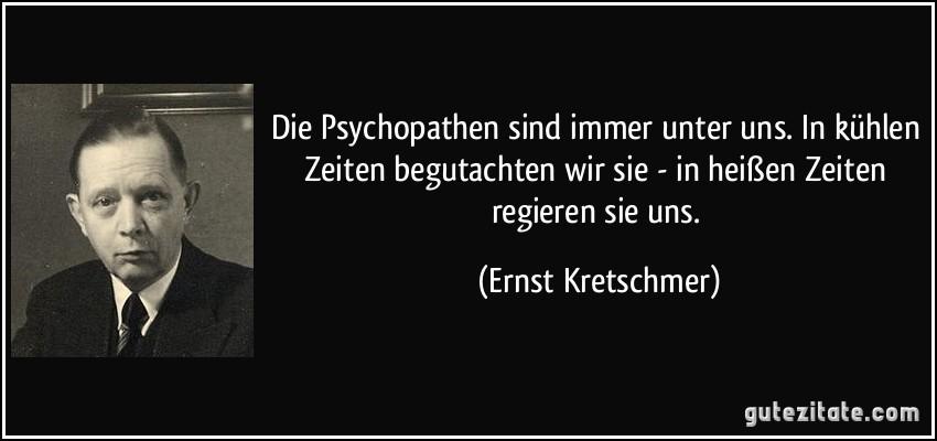 Leben Mit Psychopathen
