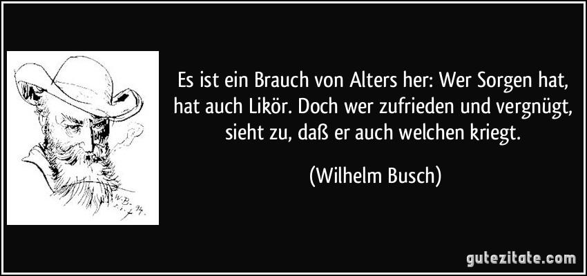 Wilhelm Busch Hochzeitsgedicht Gedichte Zur Hochzeit