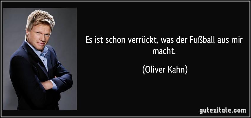 Was Macht Oliver Kahn
