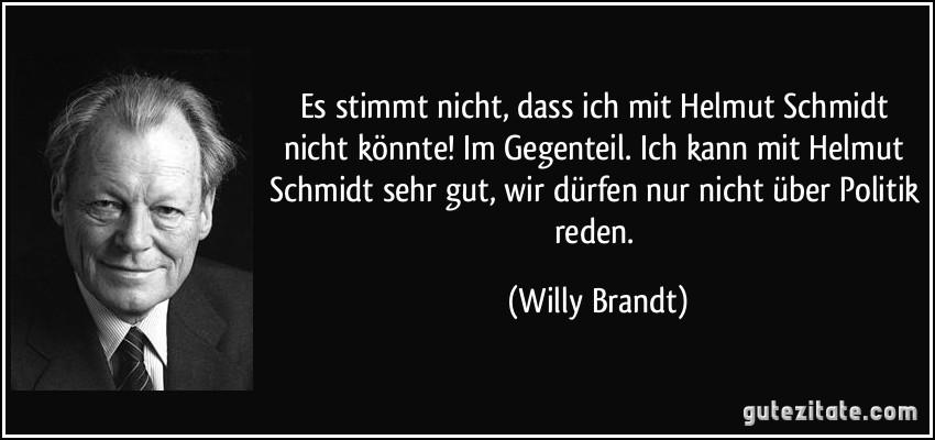 Helmut Schmidt Zitate