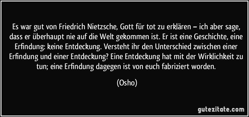 Nietzsche Zitate Ich Zitate Vom Leben