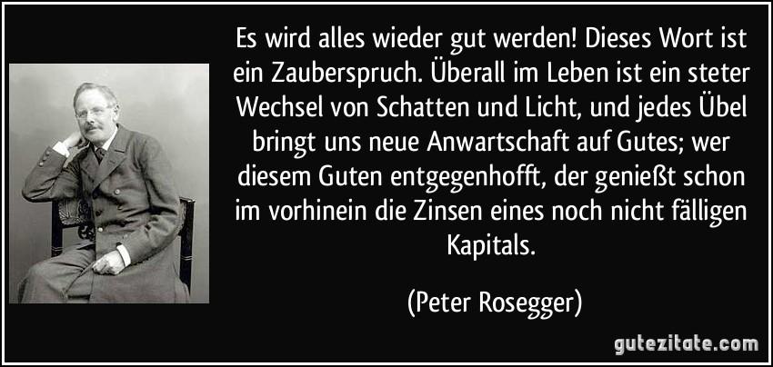 Peter Rosegger patriotismus