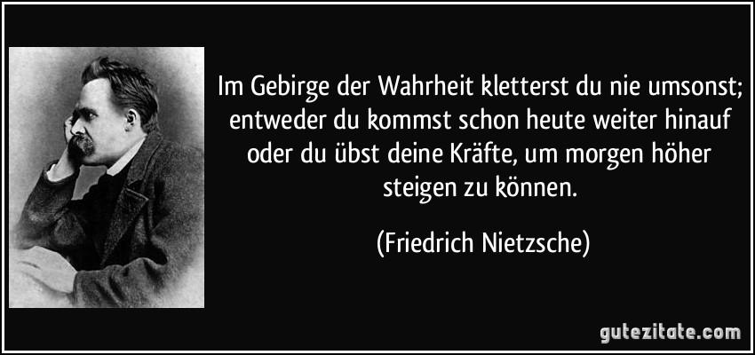 Image Result For Nietzsche Zitate Ungeheuer