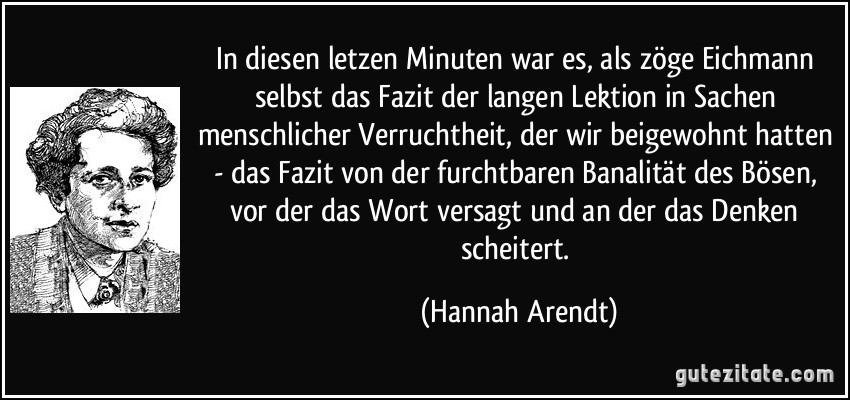 hannah arendt essay Hannah arendt on the time she met wh a point that the critic clive james stressed in his essay on auden in hannah arendt was a political.