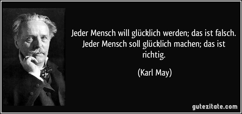 Karl May zitate