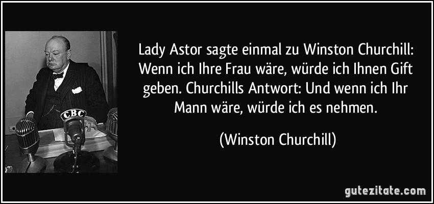 Gute Zitate Churchill | Leben Zitate