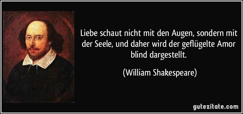 William Shakespeare zitate