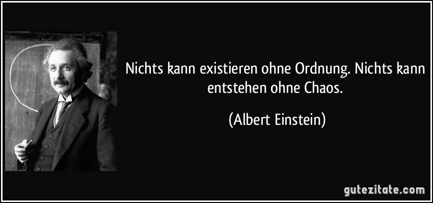 Chaos Quotes Einstein. QuotesGram
