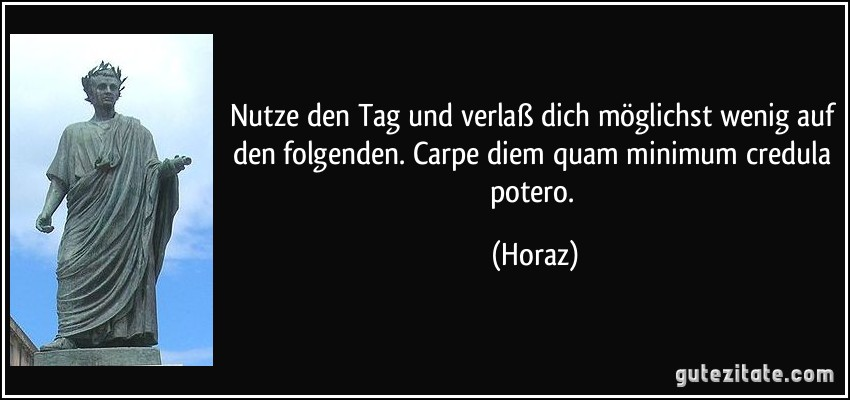 Image Result For Zitate Horaz Latein