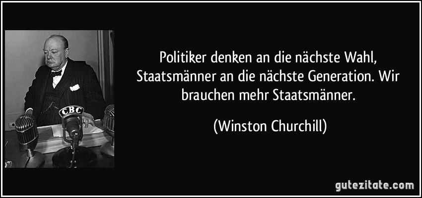 Zitate Politiker