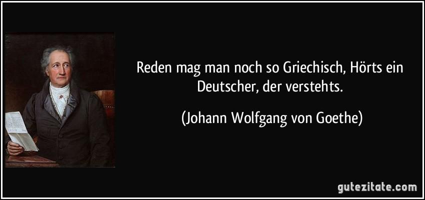 Goethe Zitate Reden | Zitate Schönes Leben