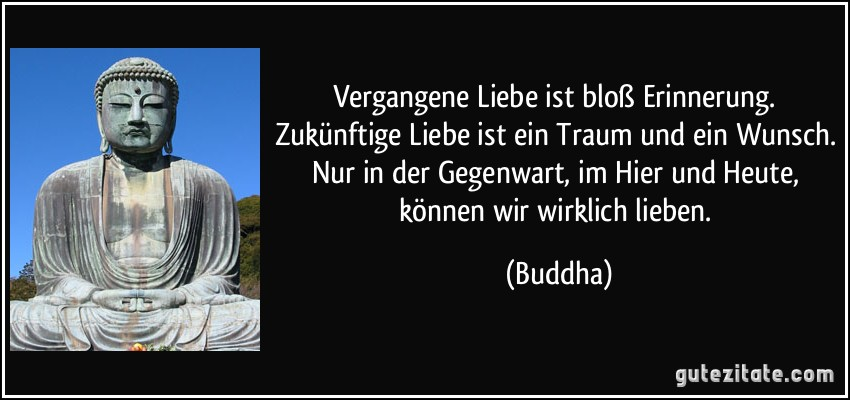 Zitate Liebe Buddhismus