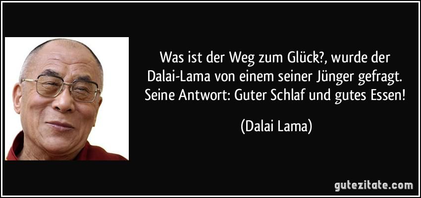 Zitate Dalai Lama Glück