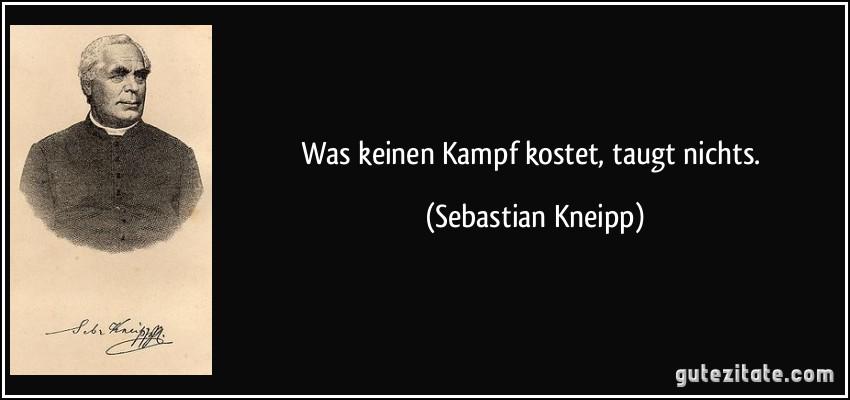 Kampf Zitate