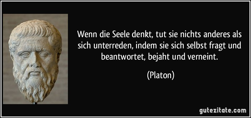 Image Result For Platon Zitate Denken