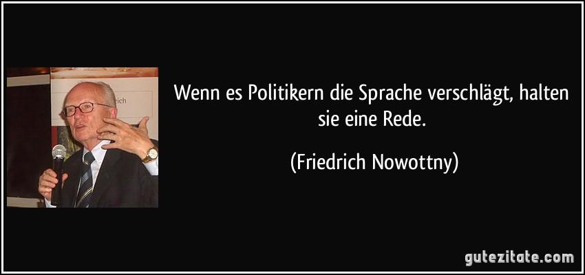 Zitate Von Politikern