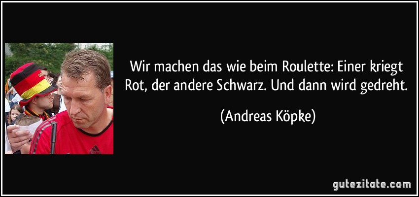 rot beim roulette